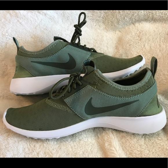 Nike Roshe Sz 8 Hunter Green NWT